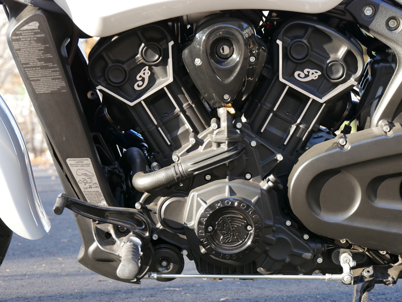 review 2016 indian motorcycle scout sixty engine forward controls
