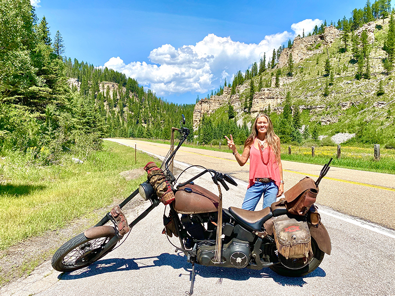 backroads with betsy spearfish canyon sturgis 2020