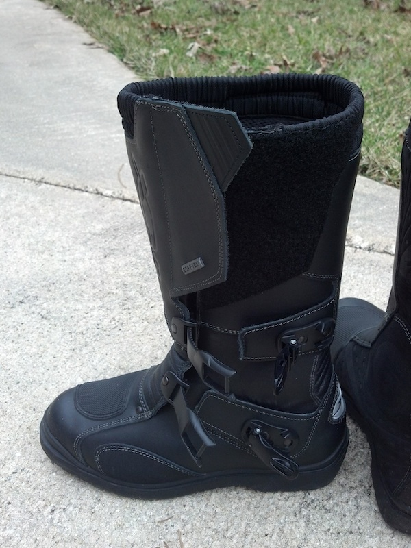 Reader review TCX Infinity GTX boot buckles
