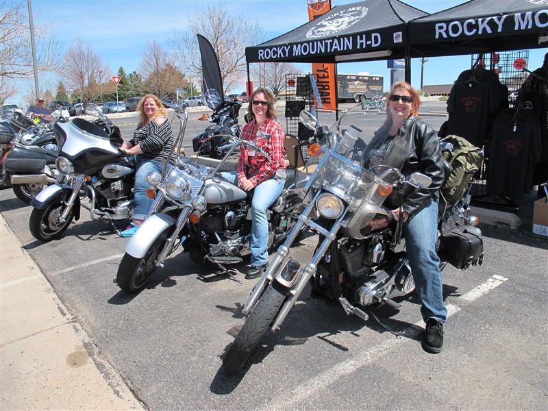 Events Steel Horse Sisterhood Summit motorcycles women Denver