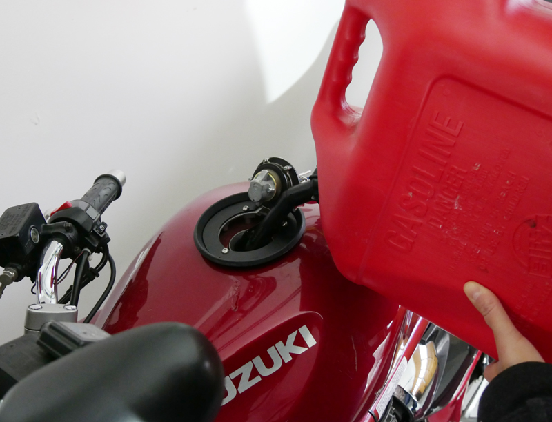 8 steps to prep your motorcycle for winter storage fuel fill