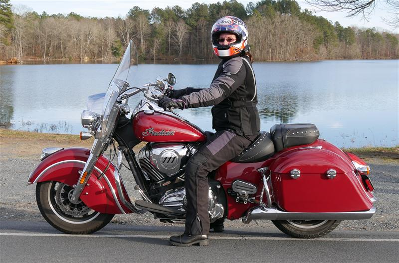 review 2016 2017 indian motorcycle springfield seat height