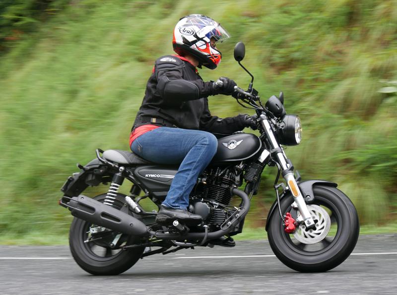 kymco spade 150 small motorcycles big fun riding
