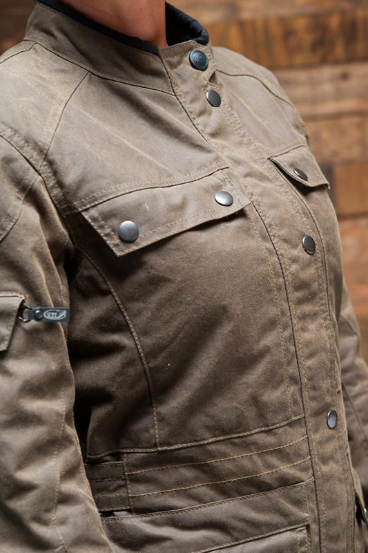 rsd ginger jacket pockets