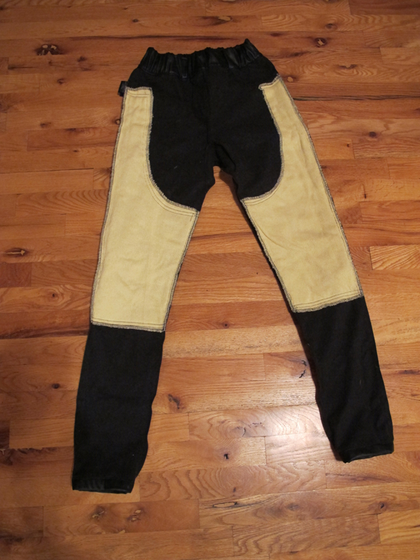 abrasion resistant jeggings to wear on your motorcycle dyneema