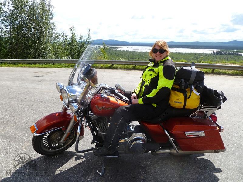 All Women Alaska Motorcycle Tour Reservations Ariel Krawczyk