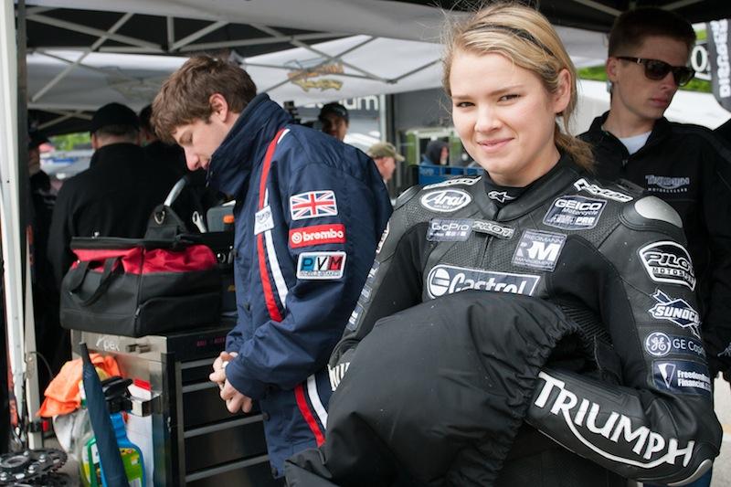 Elena Myers Triumph