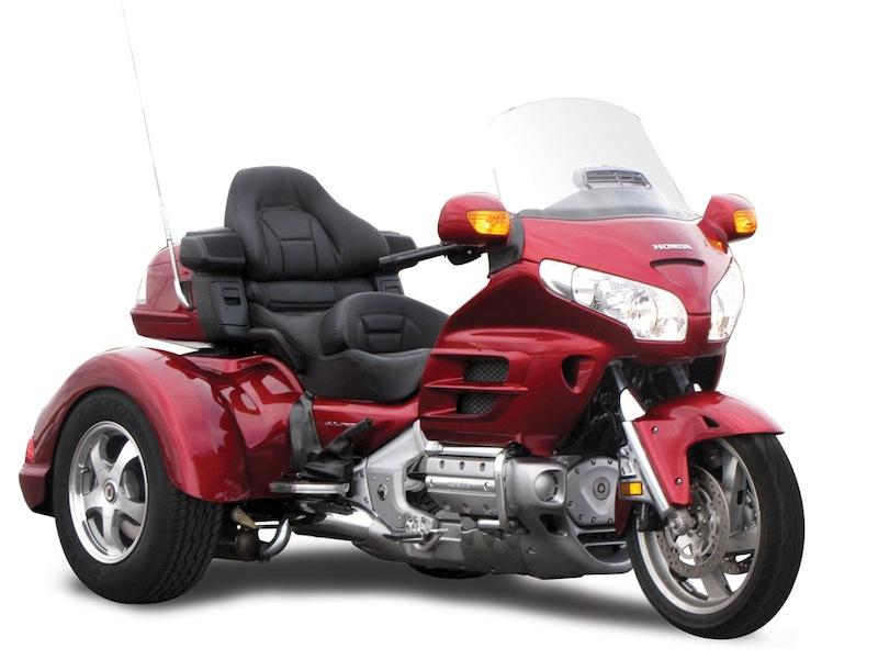 Honda Gold Wing F6B Trike