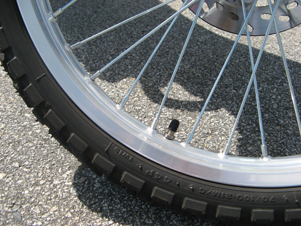 safe riding tips is your bike ready to roll tire