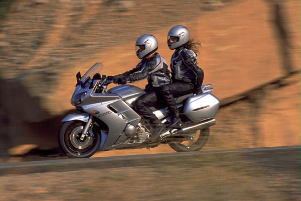 Why People Ride a Motorcycle Passenger