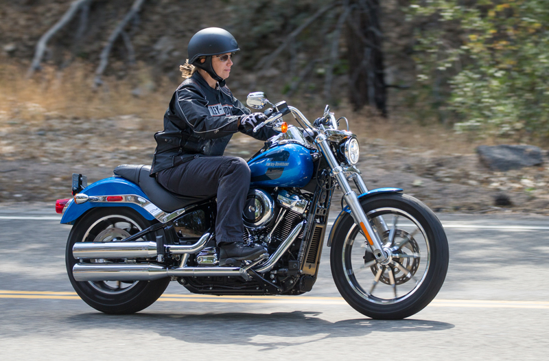 review 2018 harley-davidson softails low rider foot pegs