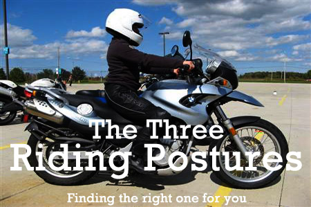 An illustrated guide to the three most popular riding postures and how to find the best one for you.