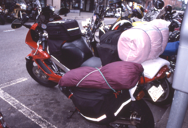 6 motorcycle packing tips