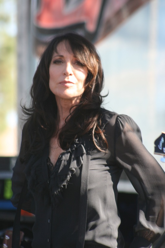 Backroads with Betsy Love Ride 30 Katey Sagal