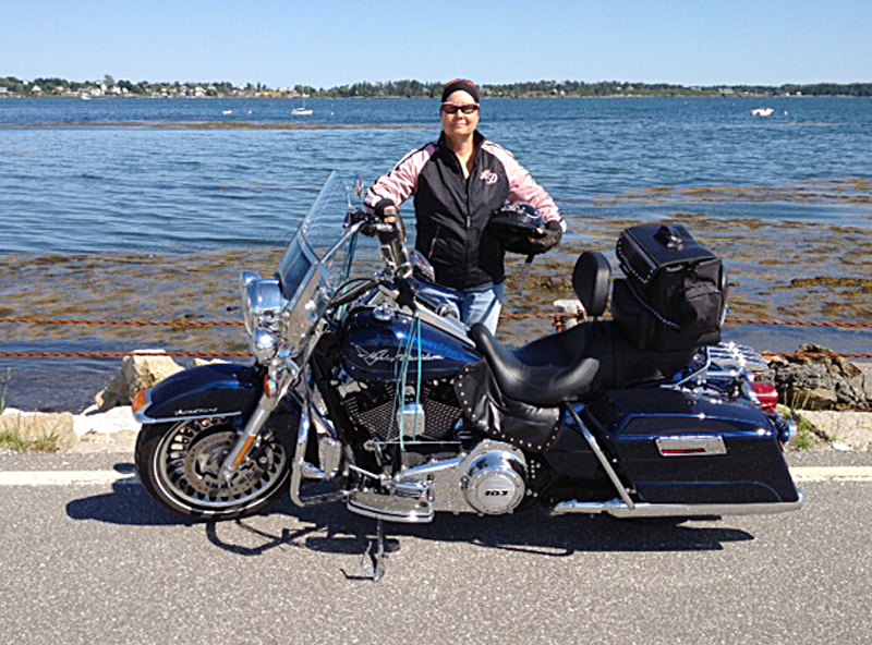 grandma rides a road king and finds courage along the way maine
