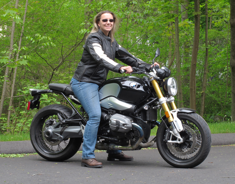 review 2016 bmw r ninet seat height