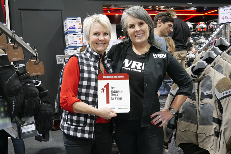 WRN Presents Winners at Denver IMS REVIT! Performance Cycles