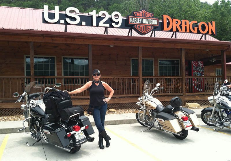 How Harley-Davidson Motorcycles Saved My Soul Tail of the Dragon