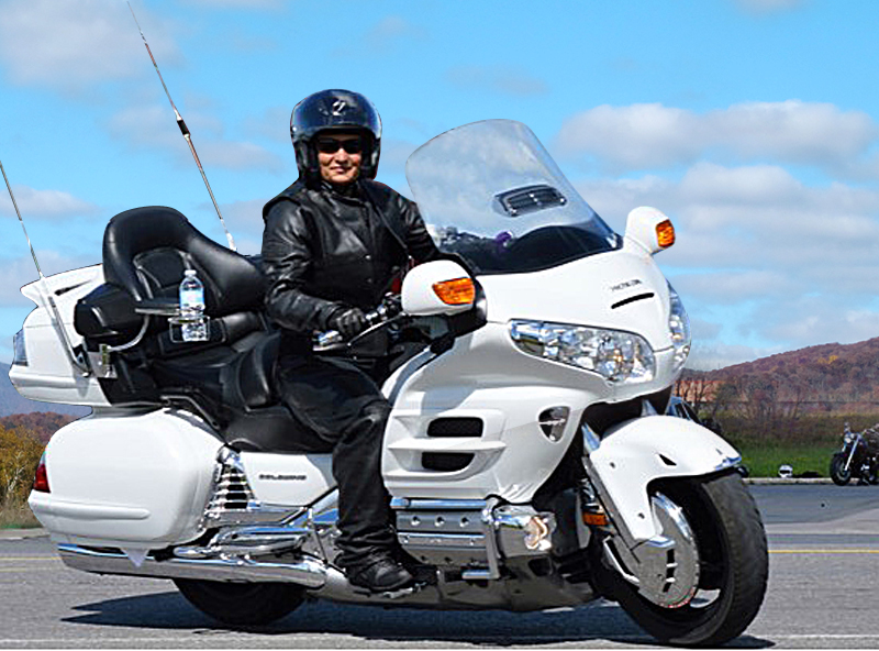 top 5 touring motorcycles women are riding now honda gold wing
