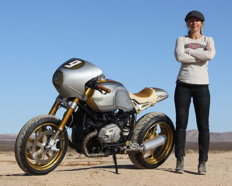 Jessi Combs: Reflections on the Life of the Powersports Superstar_BMW