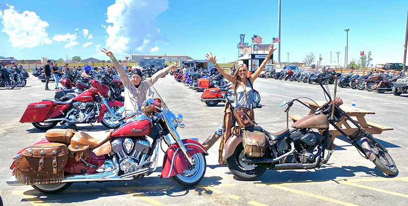 backroads with betsy sturgis motorcycle rally 2020 biker belles lavonne