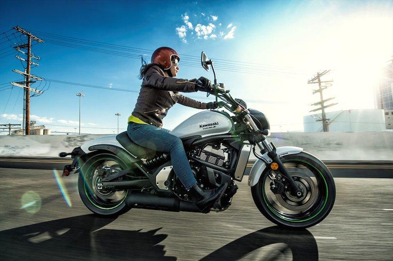 motorcycle review 2015 kawasaki vulcan s short woman rider