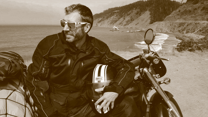 lessons learned motorcycle touring with your best riding partner guy on bike