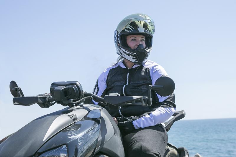 Three-Wheeler Review: Can-Am Ryker Seat