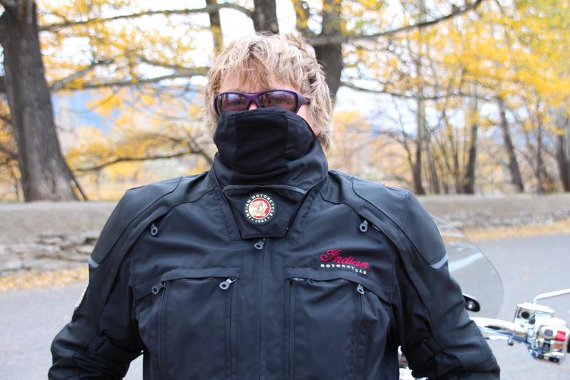 Review: Simple Waterproof Motorcycle Touring Pants Jacket Storm Collar