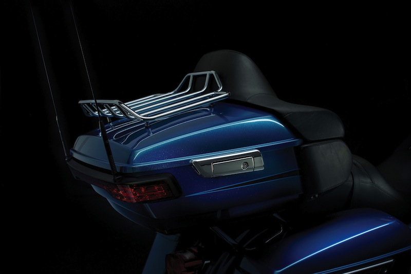 Harley-Davidson's Project RUSHMORE LED Rear Lighting
