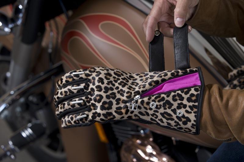 Icon Catwalk Gloves Review Gauntlet