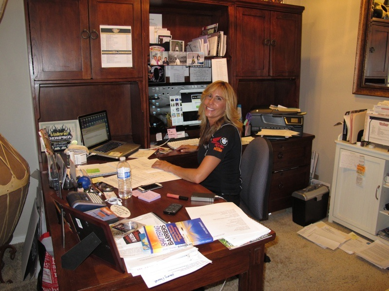Valerie Thompson Profle in Office