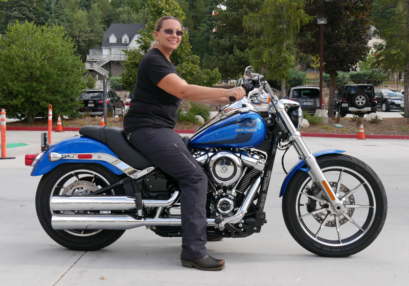 review 2018 harley-davidson softails low rider seat height