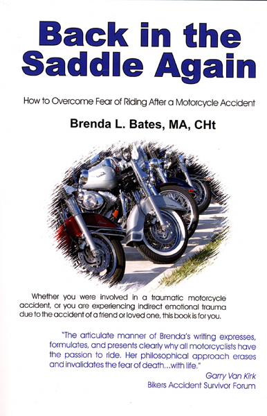 getting back in the saddle after an accident book