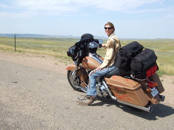 Customizing a Harley-Davidson Street Glide Montana