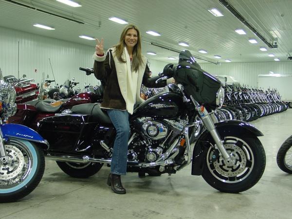Customizing a Harley-Davidson Street Glide Stock Black