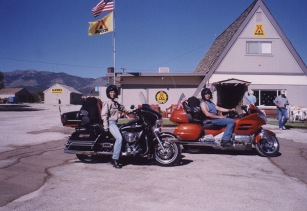 Trading Up To A Dresser Dyna Motorcycles KOA