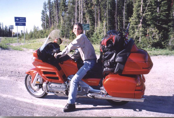 Trading Up To A Dresser Honda Gold Wing