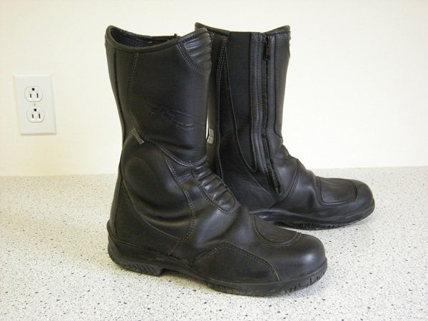 Review TCX Womens Sunray Gore-Tex Boots Used