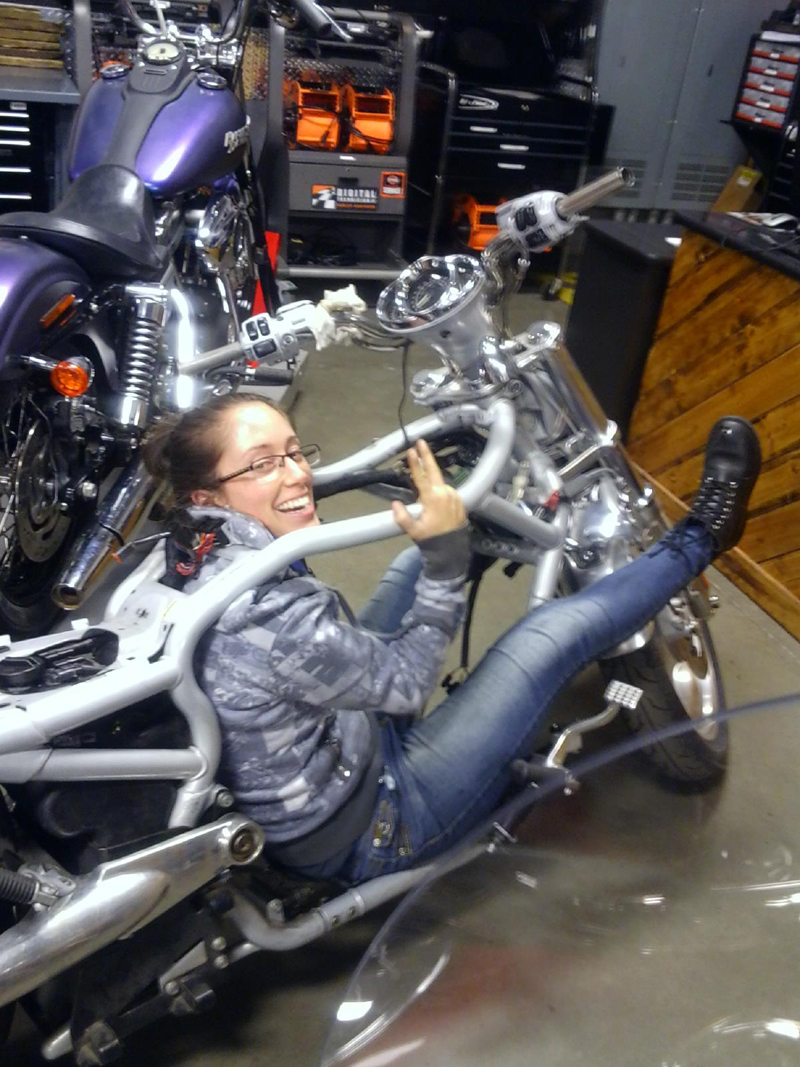 Turning Ones Passion for Motorcycles into a Career MMI
