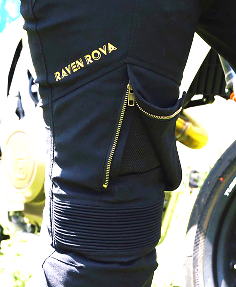 protective apparel for women raven rova air vents pant