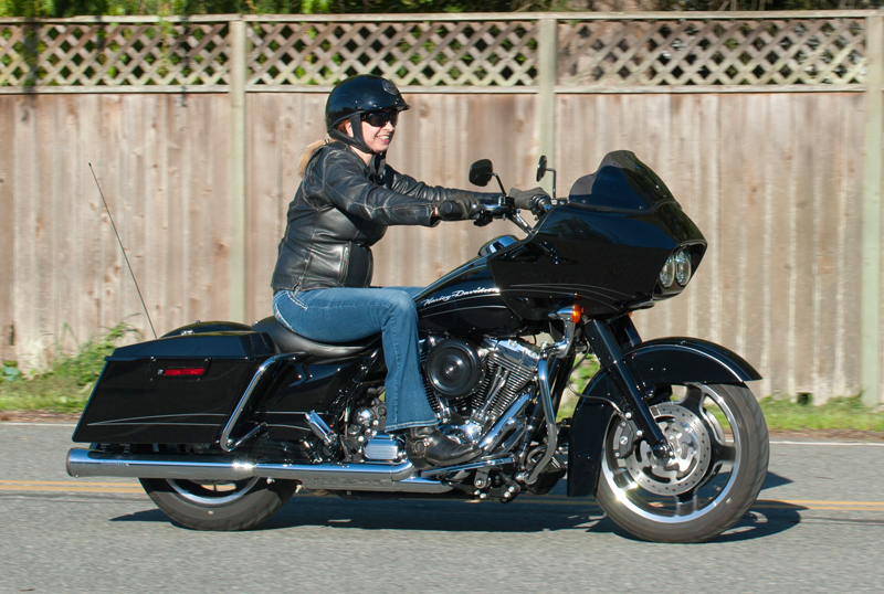 top 5 touring motorcycles women are riding now harley davidson road glide