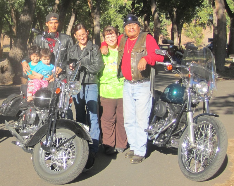 Backroads With Betsy Riding the Rez Part 1 Shaun Martin William Yazzie