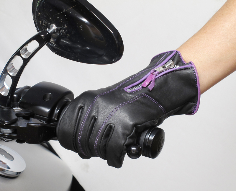 review comfortable functional inexpensive womens motorcycle gloves flex