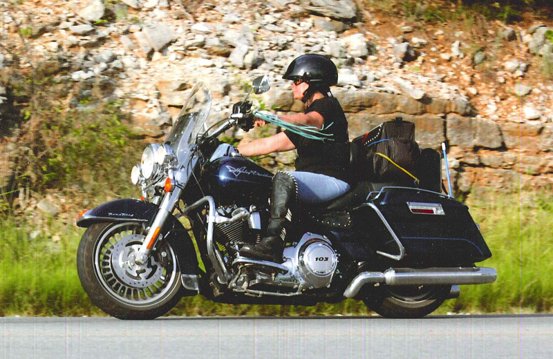 grandma rides a road king and finds courage along the way shelly riding
