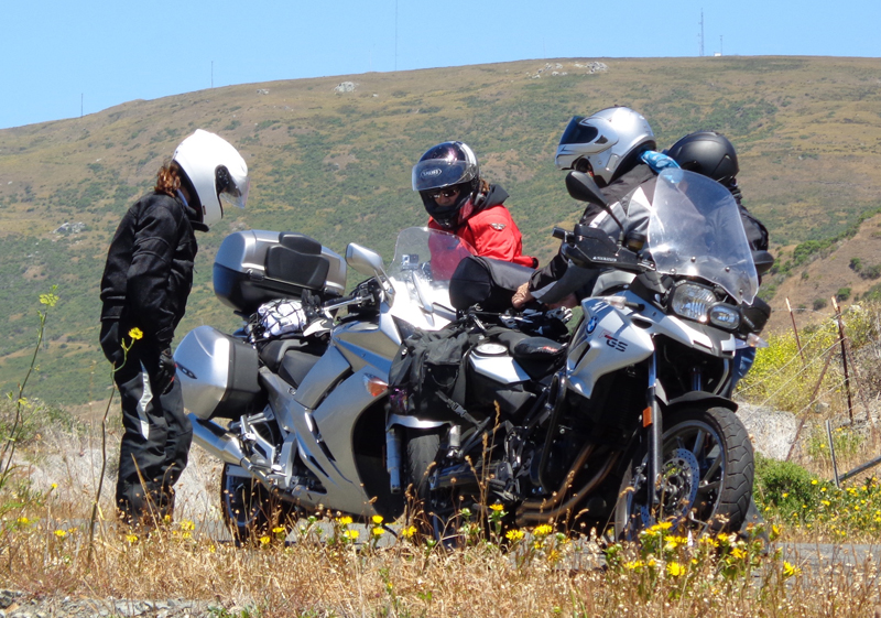 group riding etiquette 10 rules to live by roadside repair