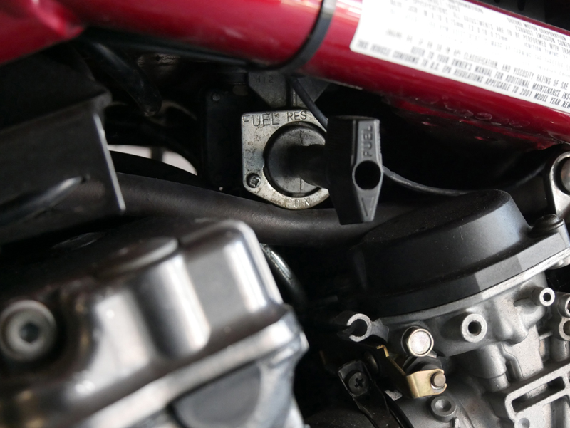 8 steps to prep your motorcycle for winter storage petcock