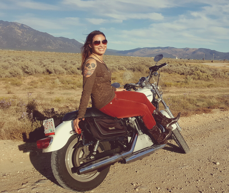 lessons learned motorcycle touring with your best riding partner veronica ryl