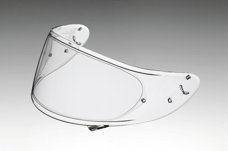 shoei rf-sr entry-level motorcycle helmet pinlock faceshield
