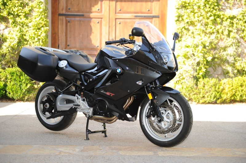 BMW F 800 GT Review Low Seat Height